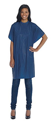 Diane Shampoo Cape, Navy, 36 x 54 Inches