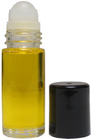 Honeysuckle Perfume Oil, Large - Organic Jojoba Oil, Roll On, 1 oz