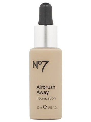 Boots No7 Airbrush Away Foundation (Latte)