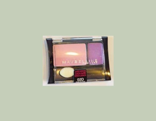 Maybelline New York Limited Edition Eyeshadow - 02D Fine in Fiji