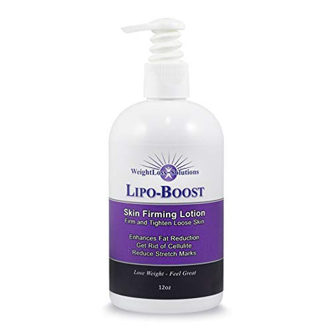 Weight Loss Solutions Lipo Boost, Anti Cellulite Firming Lotion. Get Rid Of Cellulite, Burn Fat, Firm