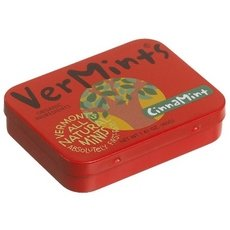 Vermints All Natural Breath Mints Cinnamint 24x 1.41Oz
