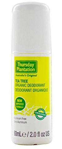 Thursday Plantation Tea Tree Sport Deodorant - 2 oz