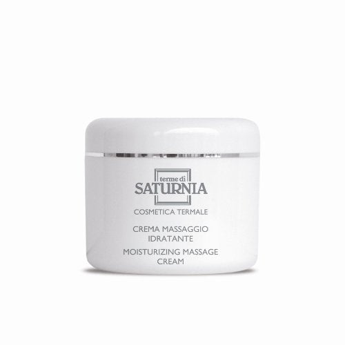 Moisturizing Massage Cream By Terme Di Saturnia