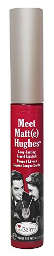 The Balm Meet Matt(E) Hughes Long Lasting Liquid Lipstick, Romantic