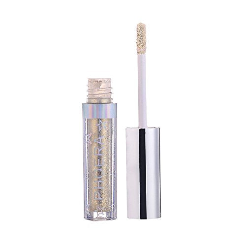 2019 12 Color PHOERA Magnificent Metals Glitter and Glow Liquid Eyeshadow