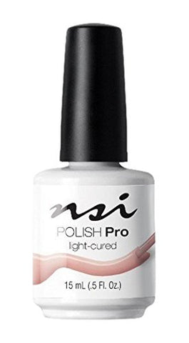 NSI Polish Pro Gel Polish - Pink Cashmere - 0.5oz / 15ml