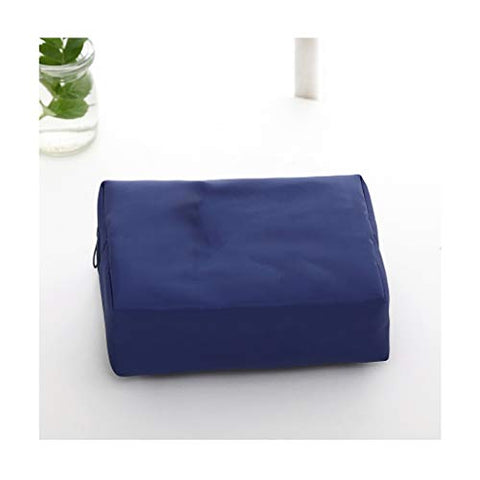 Washing Cosmetic Bag, Travel, Going Out, Must Travel, Seaside Beach Vacation, Travel Goods (Color : Blue C)