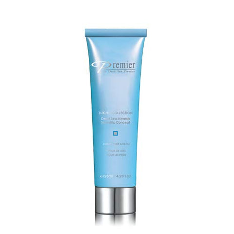 Premier Dead Sea Luxury Foot Cream Treatment For Dry Cracked Skin, Smooth And Soften Dry, Rough, Cra