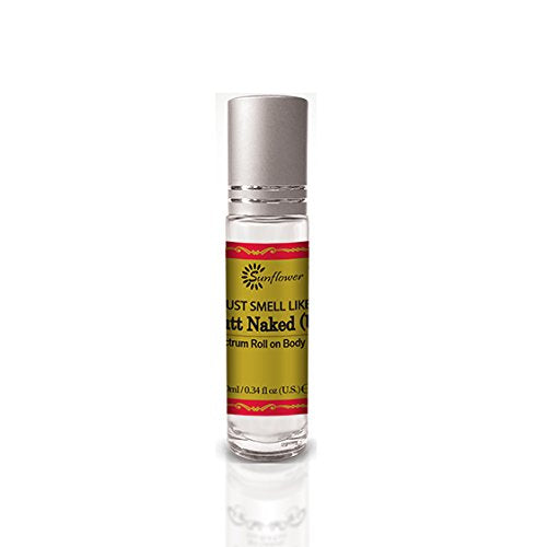 Spectrum Roll On Body Oil   Butt Naked .33 Ounce