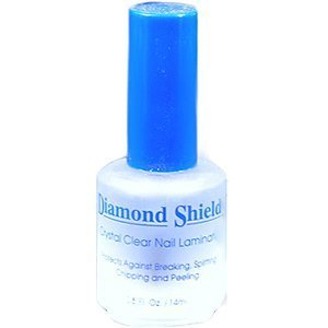 DIAMOND Shield Crystal Clear Nail Laminate 0.5oz/14ml by Generic