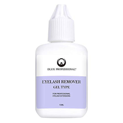 Eye Care | Gel Remover | gel type | Dlux Professional | 15 ml | No color | Moisturizing & Smooth type |