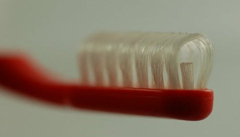 Collis Curve Toothbrushes - Periodontal-Red Cap