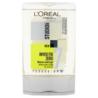 L'Oreal Studio Line Invisi Fix 10.oz - 2 COUNT (2 x Large 10.oz)