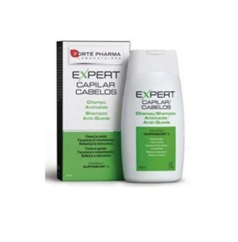 Expert Capilar Forte Pharma. Hair loss. Shampoo 200ml Treatment Hair Lovers
