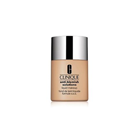 Clinique Acne Solutions Liquid Makeup Foundation 1 oz - # 16 Fresh Porcelain Beige (MF)