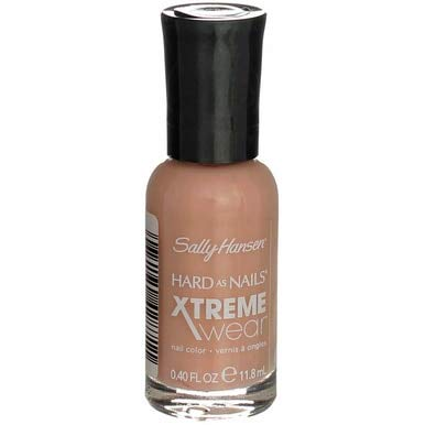 Sally Hansen Hard As Nails Xtreme Wear, Bare It All, 0.4 Fl Oz (1 Count)