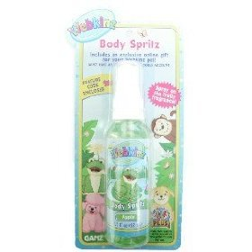 Webkinz Apple Body Spritz perfumed spray