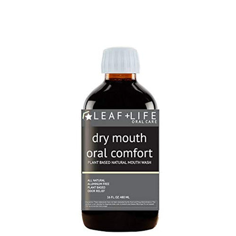 Dry Mouth Oral Comfort Neutralizing Mouthwash