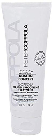 Peter Coppola Keratin Hair Treatment Straightening And Smoothing â?? Formaldehyde Free Hair Repair T