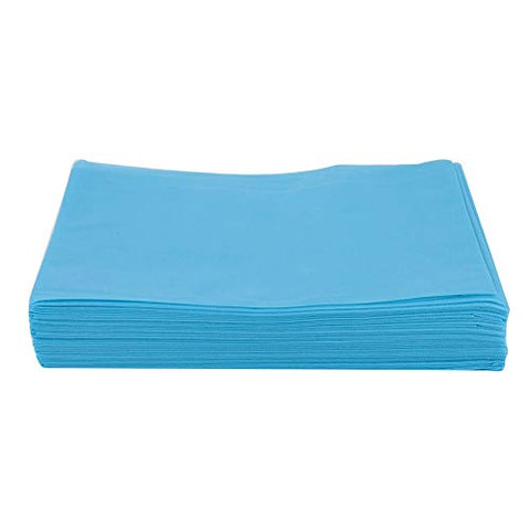 Duevin Disposable Bed Sheet, Waterproof Oil-proof Bed Cover for Tattoo, Salon SPA Massage Table Hotels(02)