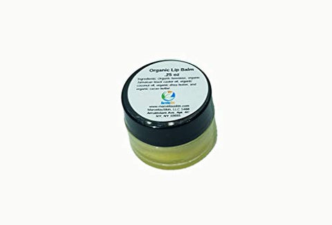 Natural, Chemical Free, Lip Balm. Easy to Understand Ingredients. Moisture Retention with Organic Cold Pressed Coconut Oil, Raw Shea, Raw Cacao Butter (4)