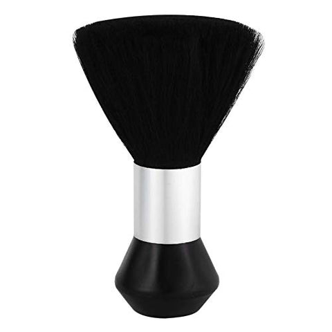 Hairdresser's Neck Dust Brush, Salon Barber's Neck Brush, Hairdressing Brush Hair Cleaning Soft Barber Brush