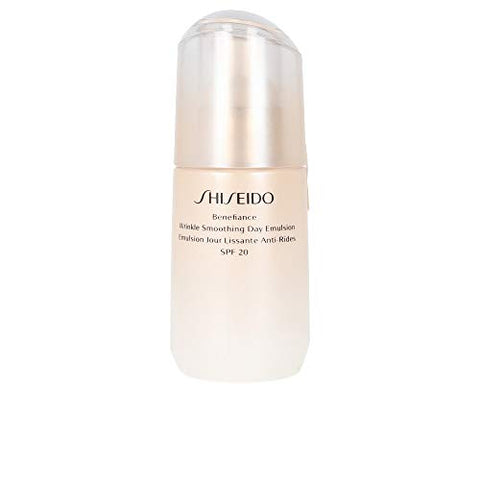 Benefiance Wrinkle Smoothing Day Emulsion Spf20 75 Ml