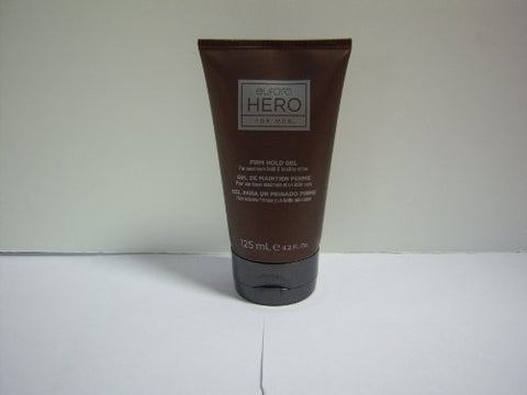 Eufora Hero For Men Firm Hold Gel, 4.2 Ounce