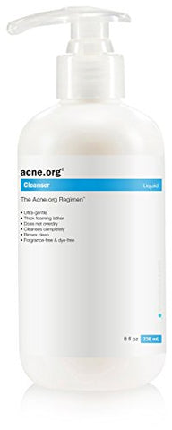 Acne.org 8 oz. Cleanser
