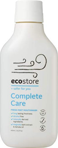 Ecostore Complete Care Mouthwash Mint 450ml