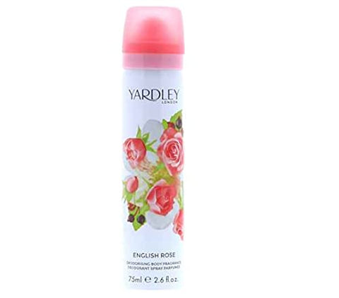 Yardley Of London English Rose Women's 2.6-ounce Refreshing Body Spray (Unboxed)