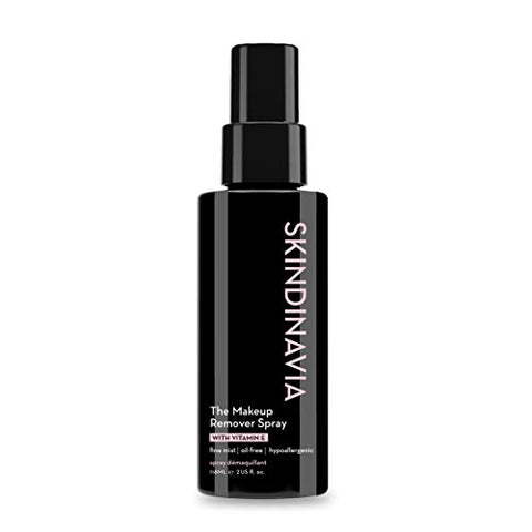 Skindinavia Skindinavia Makeup Remover Water-free Oil-free Paraben-free Hypoallergenic 100% Active Ingredients Vitamin E Lifts Makeup Away - 2 Ounce - 59 Ml, 2 Ounce