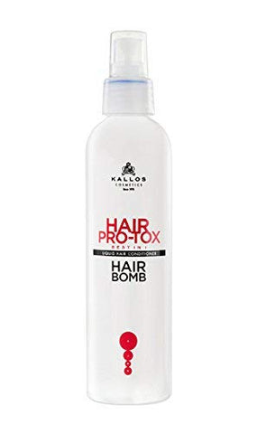Kallos KJMN HAIR PRO-TOX BEST IN 1 LIQUID HAIR CONDITIONER 200ml