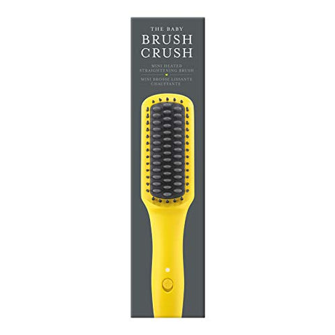 Drybar The Baby Brush Crush: Heated Straightening Brush