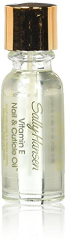 Sally Hansen Vitamin-E Nail & Cuticle Oil (2 Pack)