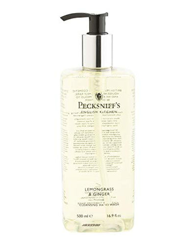Pecksniff's Lemongrass & Ginger Hand Wash 16.9 oz