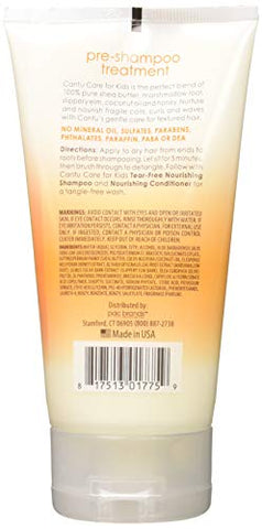 Cantu Care For Kids Detangling Pre-Shampoo Treatment 5 Ounce (148ml) (2 Pack)