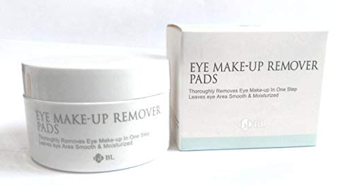 Blink Lashes Eye Make-up Remover Pads