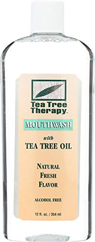 (NOT A CASE) Mouthwash with Tea Tree Oil
