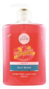 Cussons Pure Handwash 500ml- Jelly Beans(Pack of 3)