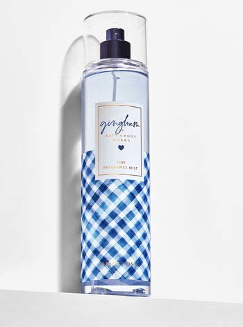 Gingham - 3 pc. Gift Set - Ultra Shea Body Cream, Fine Fragrance Mist and Moisturizing Body Wash (2019)