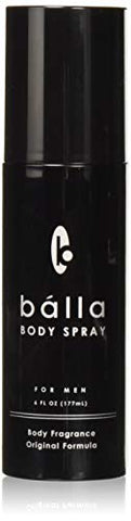 Bã¡Lla Body Spray For Men   Original Formula, 6 Fl. Oz