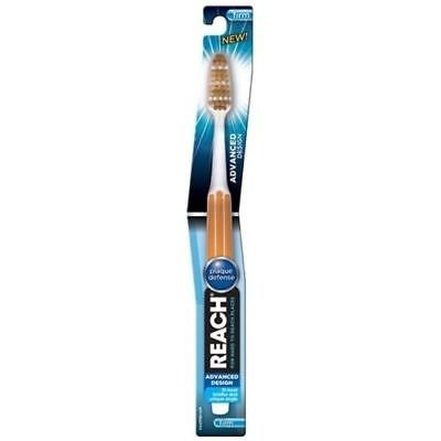 Reach Advanced Design Toothbrush Soft Full Head, Pack of 2