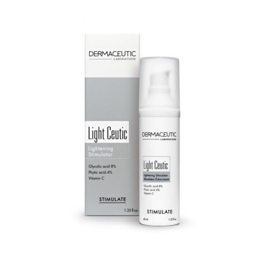 Dermaceutic Lumiã¨Re Ceutic Peau Tonique Crã¨Me De Nuit Mineskin Treatment