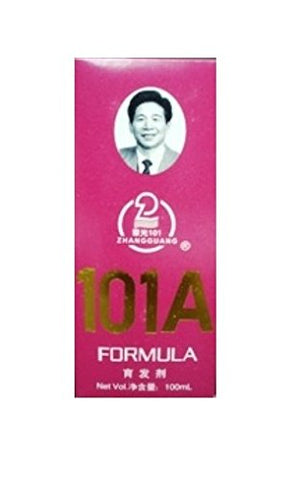 Zhangguang 101A Formula Hair Tonic - 1 bottle