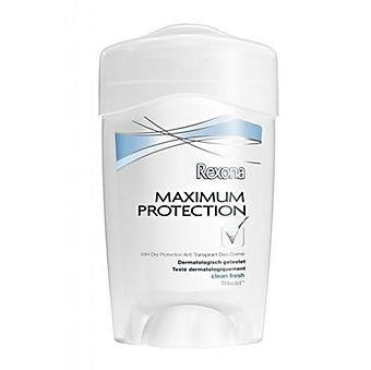 German REXONA Maximum Protection-Clean Scent- Clinical Protection Antiperspirant/Deodorant