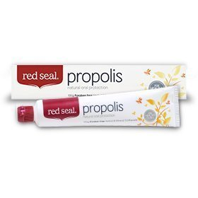 Red Seal Natural Propolis Toothpaste for Healthy Gums (2 Pack)