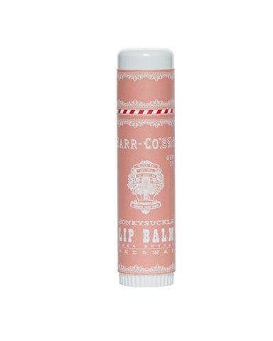 Barr - Co. Heady Floral Fragrance Ingredients Honeysuckle Lip Balm