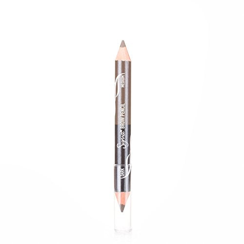 Sigma Beauty Dual Ended Brow Pencil â?? Medium And Dark Brown